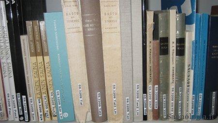 Saunaseuran kirjasto